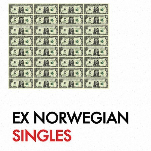 Ex Norwegian - Singles album cover