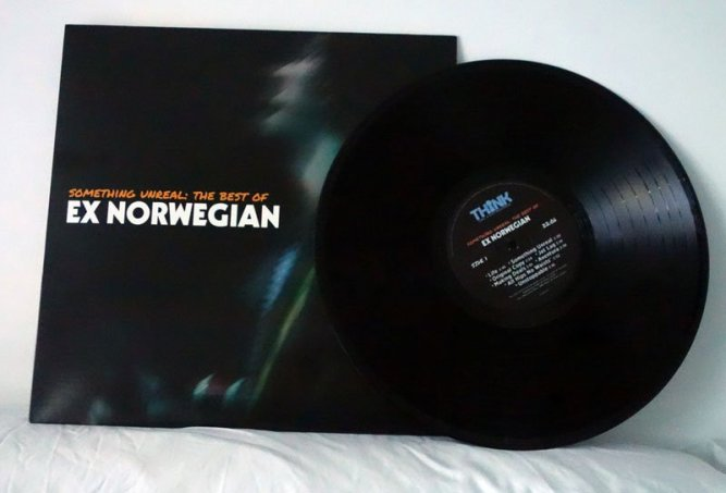 Ex Norwegian - Something Unreal: The Best of LP front