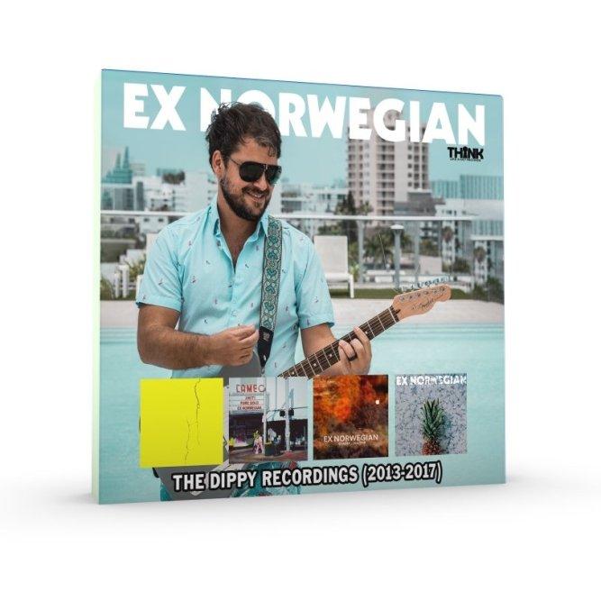 Ex Norwegian - The Dippy Recordings (2013-2017) BOX