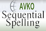 AVKO Sequential Spelling - Exodus Books
