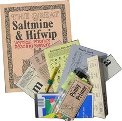 Great Saltmine & Hifwip - Exodus Books