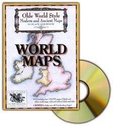 World Maps - Exodus Books
