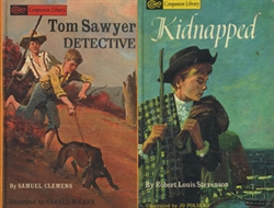 Image result for tom sawyer detective and kidnapped