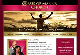 Oasis of Manna Church Weehawken New Jersey