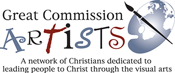Great Commission Artists Logo Design