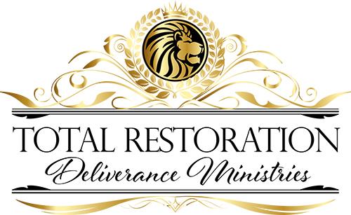 Total Restoration Ministries Logo Design
