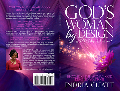 From Pain to Purpose - Christian Book Cover Design