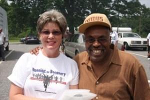 Susan and Rev. RFR 2010