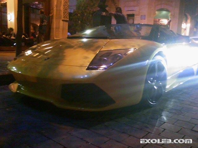 Lamborghini Murcielago Lp 640 Roadster Lamborghini Gallardo Spyder