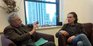 Gar Alperovitz and Peter Buffett, January 19, 2014