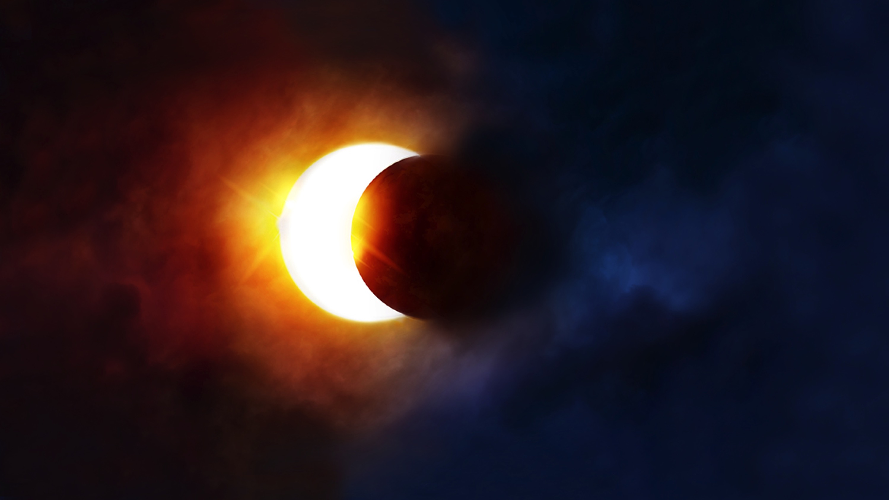 Solar eclipse in a porno rare