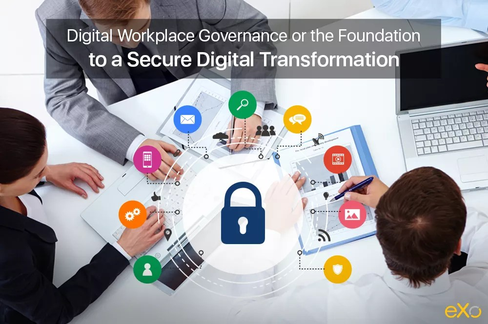 digital workplace governance