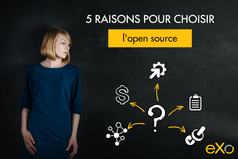 Avantages de l'open source