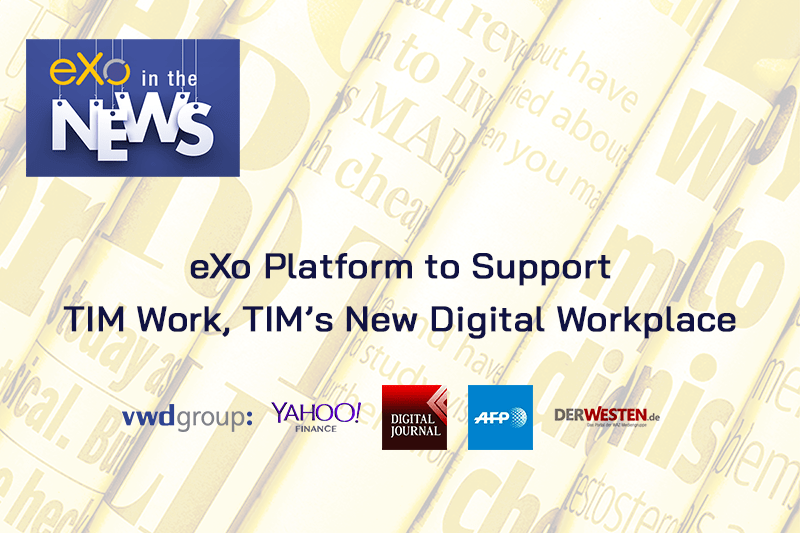 TIM, Digital Workplace