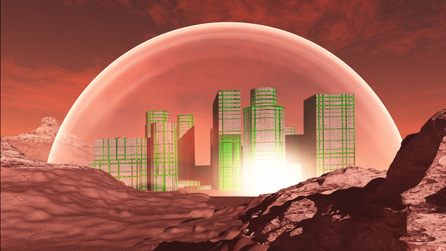SpaceX to create Mars colony of 80,000 – antigravity technology would enable vision before end of decade