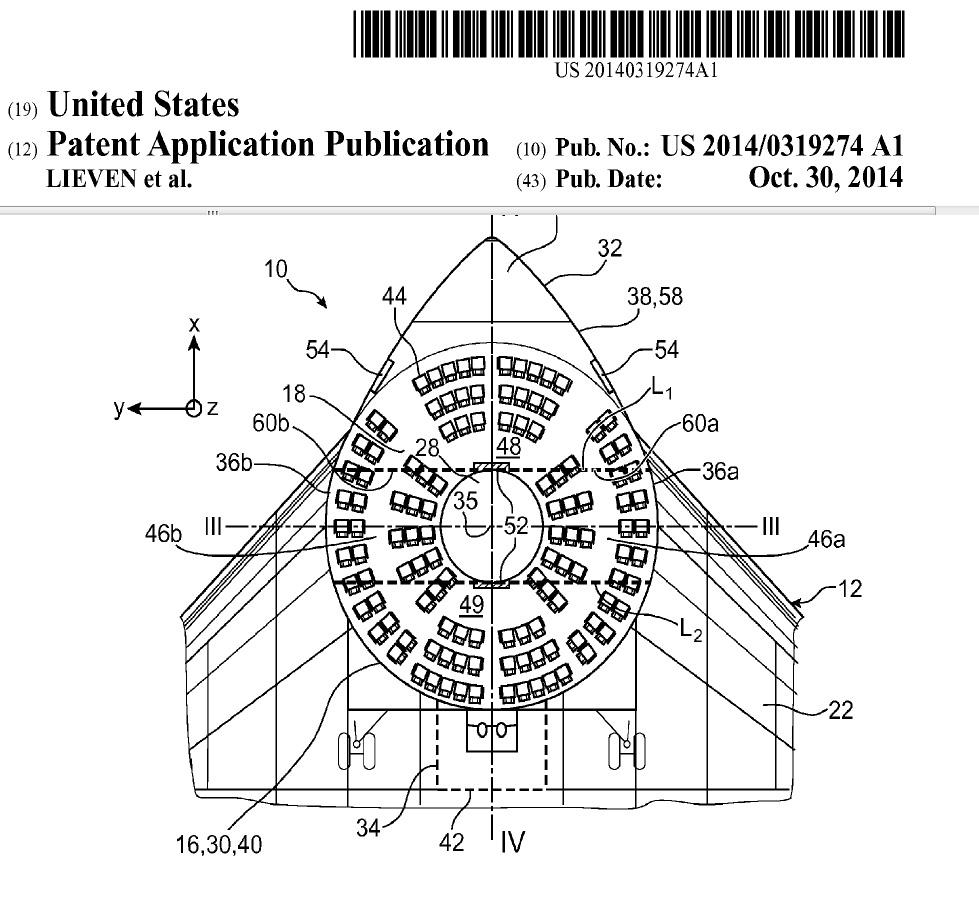 Futuristic Airbus design mimics antigravity UFO » Exopolitics