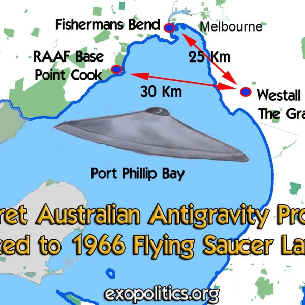 d4b394f77b63 Secret Australian Antigravity Program Linked to 1966 Flying Saucer Landing