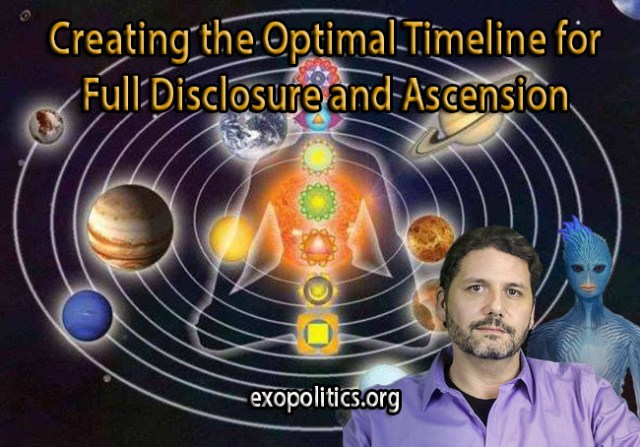 Creating the Optimal Timeline for Full UFO Disclosure & Ascension ...