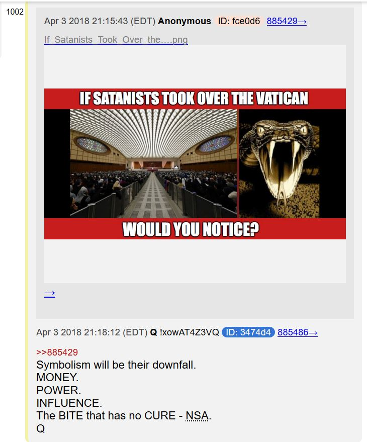 Image result for vatican swimming pool indoor q anon