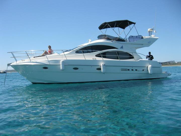Azimut 42 Exoscape Luxury Lifestyle Experiences In Cyprus