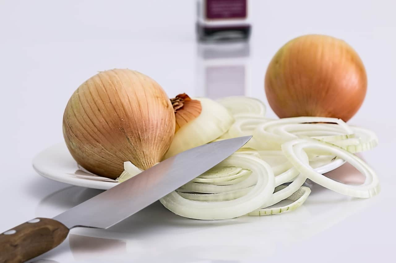 The many layers of an onion