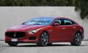 2014 Maserati Ghibli coupe