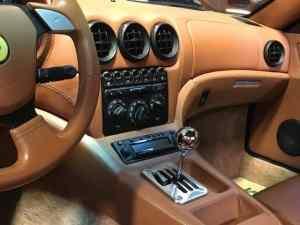 Ferrari 575 finished console