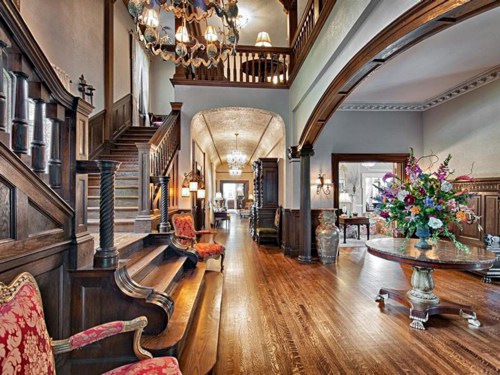 Estate Of The Day 49M English Manor Home In Asheville
