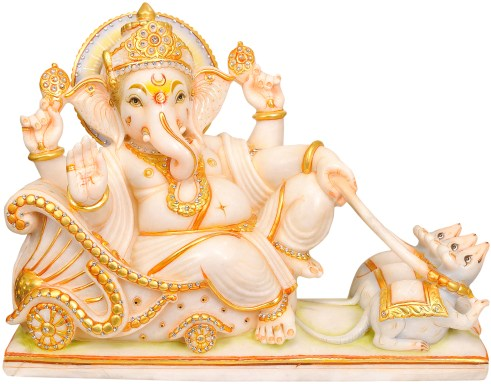 Image result for ganesha on mouse