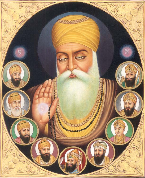 the tenth guru the last guru in human form created the khalsa the ...