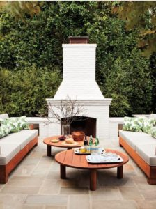 OUTDOOR FIREPLACE DESIGNS: 10 Fabulous Examples in 2017 Guide on Simple Outdoor Brick Fireplace id=85002