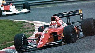 Image result for 1990 portuguese grand prix