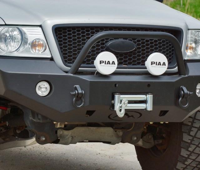 Ford F  Rangemax Front Bumper