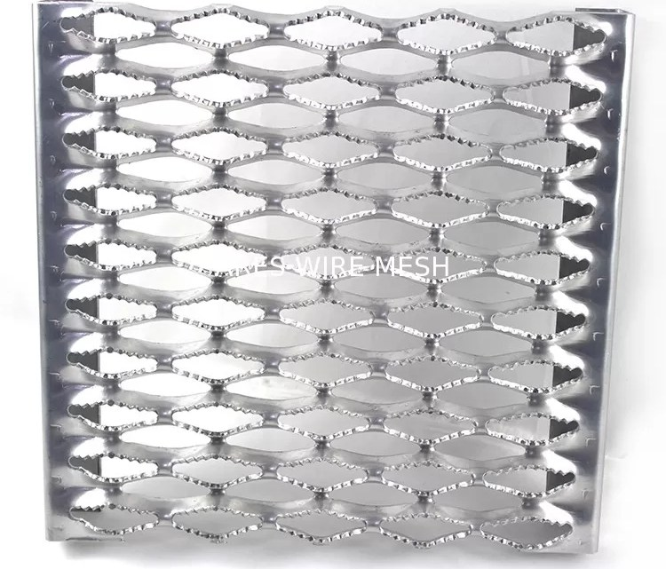 Anti Skid Perforated Plate Metal Security Mesh Customized Hole | Non Skid Stair Treads Lowes | Aluminium Stair | Outdoor Stair | Staircase | Mat | Lowes Com
