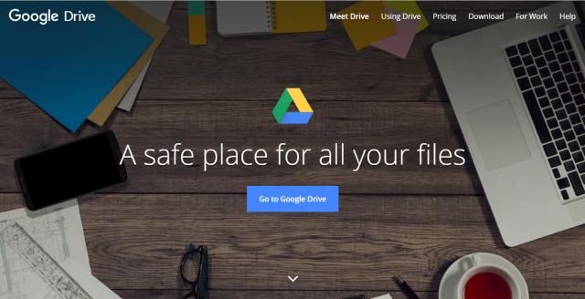 Google Drive Documentation