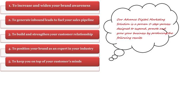 Advance Digital Marketing Solution