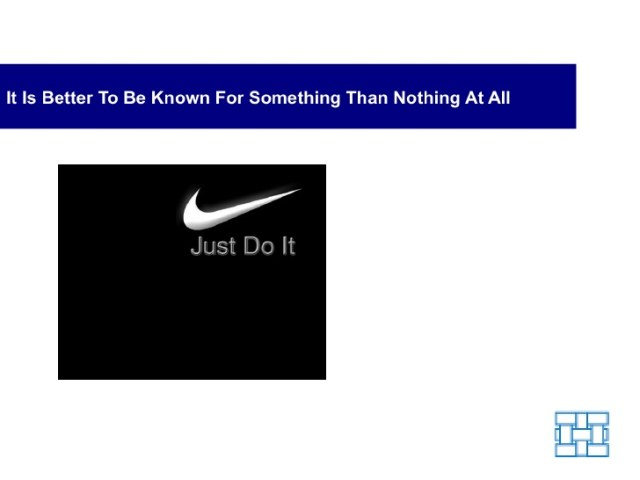 Be Known For Something Special: Qualities of Successful Business Brands