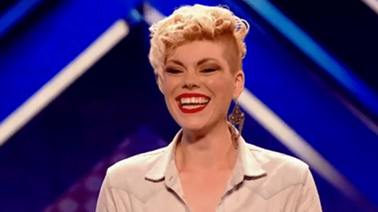 Zoe Alexander on the X-Factor UK