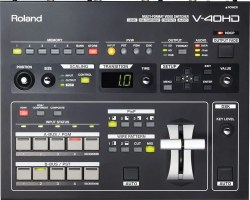 Roland V-40HD Video Switcher