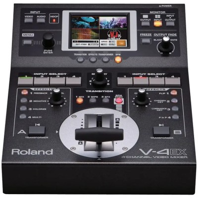 Roland V-4EX Digital Video Mixer