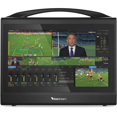 LiveStream Studio HD550 all-in-one live production switcher