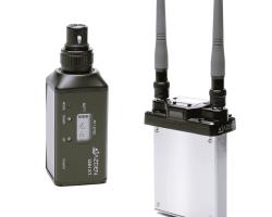Azden 1201SiX UHF Wireless Microphone System
