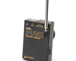 Azden WR-PRO VHF Single Channel Wireless Receiver