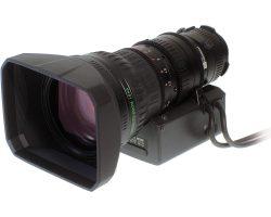 Fujinon XA20sx8.5BMD eXceed Series Remote Control Lens