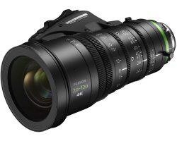 Fujinon XK6x20 Outstanding 4K Zoom Lens