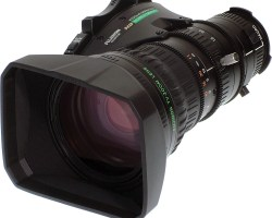 Fujinon XS20sx6.3BRM 1/2″ HD Optical Standard ENG Lens