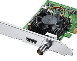 Blackmagic DeckLink 4K Mini Recorder