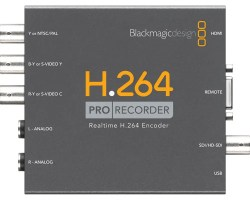Blackmagic H.264 Pro Recorder Realtime H.264 Encoder