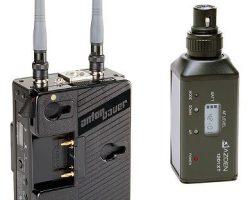 Azden 1201ABX 1201 Series UHF Wireless Microphone System