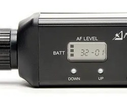 Azden 35XT 300 Series UHF Plug-In Transmitter